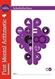 First Mental Arithmetic Book 4 Answers: Year 2, Ages 6-7