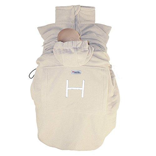Hoppediz - Cobertor bufanda para portabebés con diseño arena arena