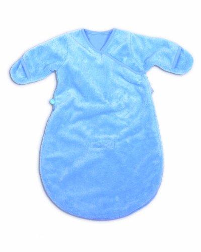 Baby Boum Super Soft 2.3 Tog 0 - 3 meses saco de dormir azul celeste Talla:3 meses: Amazon.es: Bebé
