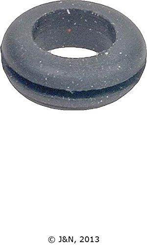 180-01006 - J&N, Grommet, 0.38'' / 9.53mm ID, 0.63'' / 15.88mm OD - Pack of 10