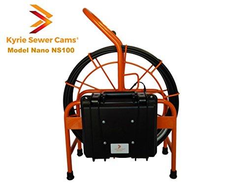 Kyrie Cam Nano NS100 - 100 ft sewer camera with 512 hz Sonde 1.5