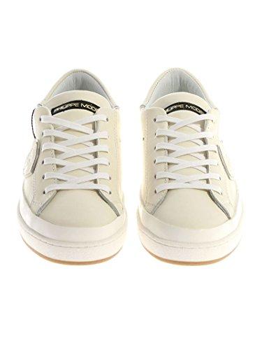 Philippe Model Zapatillas Para Hombre Beige/Weiss It - Marke Größe
