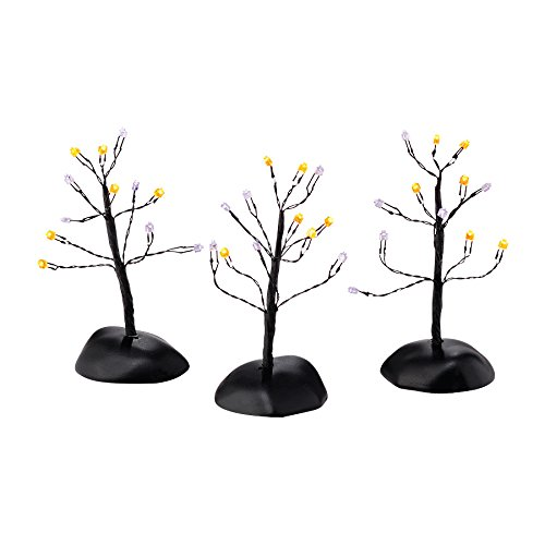 Department 56 Accessories for Villages Halloween Twinkle Brite Trees Accessory Figurine, 4.33 inch
