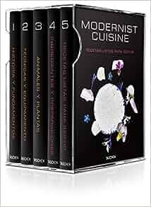 Modernist Cuisine: El Arte y La Ciencia de la Cocina (Spanish ...