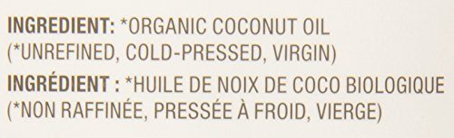 Nutiva Organic, Cold-Pressed, Unrefined, Virgin Coconut Oil from Fresh, non-GMO, Sustainably Farmed Coconuts, 54-ounce (Pack of 2) by Nutiva (Image #3)