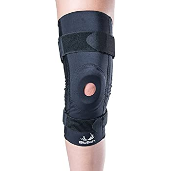 452d46334a Breathable Hypoallergenic Knee Brace - Support for Patella Stabilization,  Arthritis Pain, and Sports Injuries