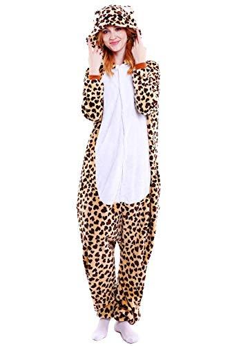 (Womens Pajamas Costume Animal Jumpsuit for Womens Cosplay Dress)
