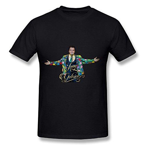 Best Black T Shirt For Men Mexxico Es Todo Juan Gabriel World Tour ()