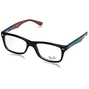 Ray-Ban RX5228 Eyeglasses Black 55mm