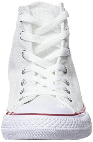 Unisex Hi Adulto Star Converse Optical White Bianco 102 Ad2 Sneaker All Canvas YRxOwqA