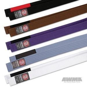 ProForce Jiu-Jitsu Belts - Black - Size A2 ()