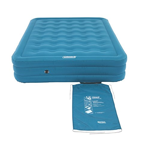 Coleman Durarest Double High Airbed Queen Import It All