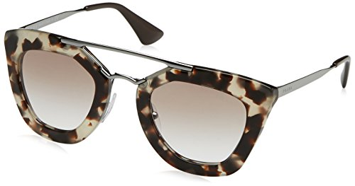 Prada Brown Marron PR Opal CINEMA Spotted Browngradient Sonnenbrille 09QS qwqFZnOr
