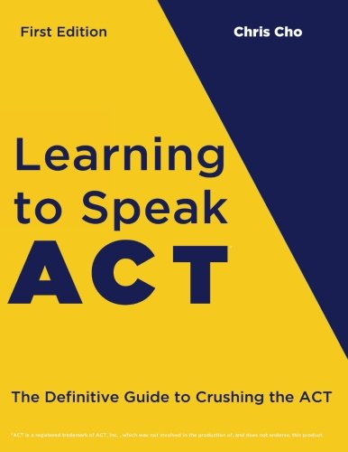 Learning to Speak ACT