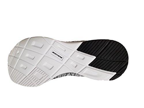 Skecher Womens Pisa - Petal Joy Sneakers Bianco / Nero