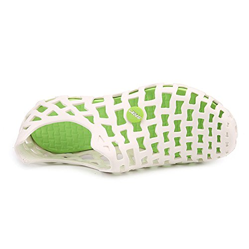 Shoes Sandals On Pull Green Water and Summer WAWEN Men White Beach Women qFwnYnpzxX