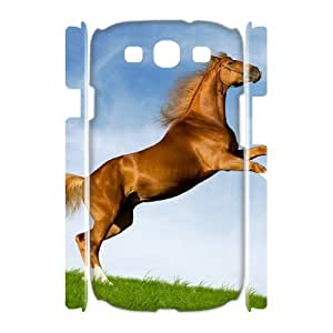 EZCASE Horse Phone Case For Samsung Galaxy S3 I9300 [Pattern-3]