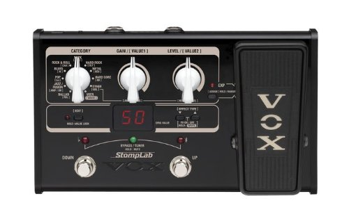 VOX STOMPLAB2G Modeling Guitar Multi-Effects Pedal, Outdoor Stuffs