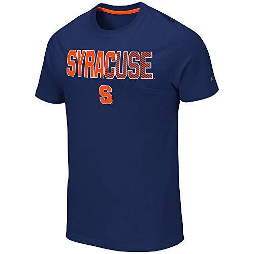 (Colosseum Mens Syracuse Orange Yona Short Sleeve Tee Shirt - M)