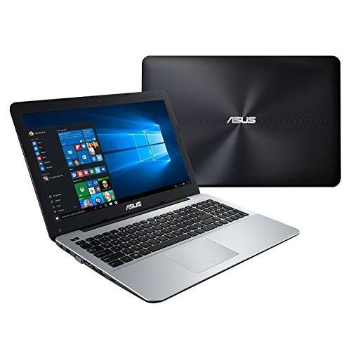 Asus X555UB 15.6-Inch Full HD Laptop (6th Generation Intel Core i5 6200U, 2.3GHz, 8GB RAM, 1TB 7200rpm HDD, NVIDIA GeForce...