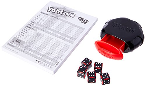 Review Hasbro Yahtzee Game