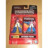 Heroes of Cybertron : Autobot Leader Optimus Prime w/ Axe