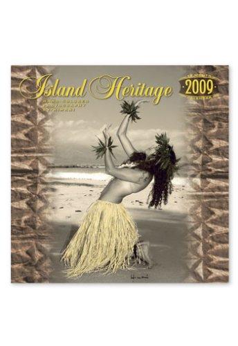 2009 Twelve Month Calendar - Island Heritage By Himani 2009 12 Month Deluxe Calendar