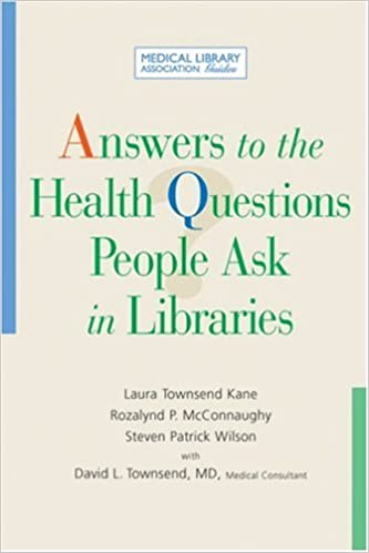 Amazon com: Answers to the Health Questions People Ask in