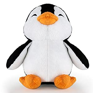 Stuffed Penguin - Plush Animal That's Suitable For Babies and Children - 5 Inches Tall ... - 41ehFJb0oJL - EpicKids Penguin Plush – Stuffed Animal Toy – Suitable For Babies and Children – 5 Inches