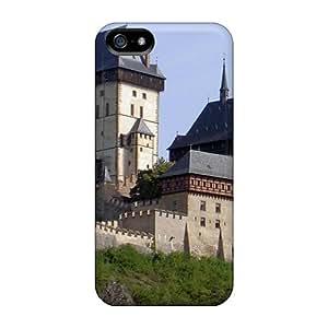 Ideal AbbyRoseBabiak Cases Covers For Iphone 5/5s(karlstejn Castle), Protective Stylish Cases