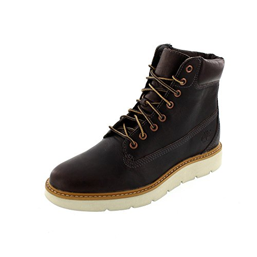 Timberland kenniston 6 in Lace Up Boot Negro negro 11 m Tornado Forty Full Grain Leather