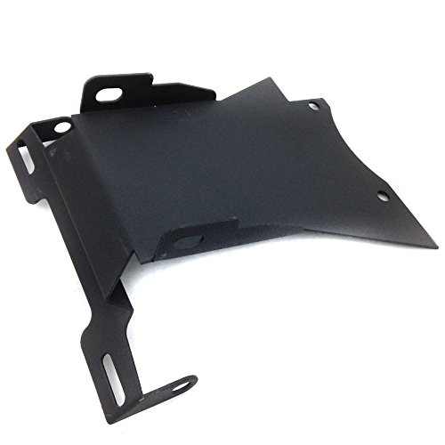 BLACK Fender Eliminator Tidy Tail No Logo For Compatible with 2006 2007 2008 Yamaha FZ6 Fazer NBX