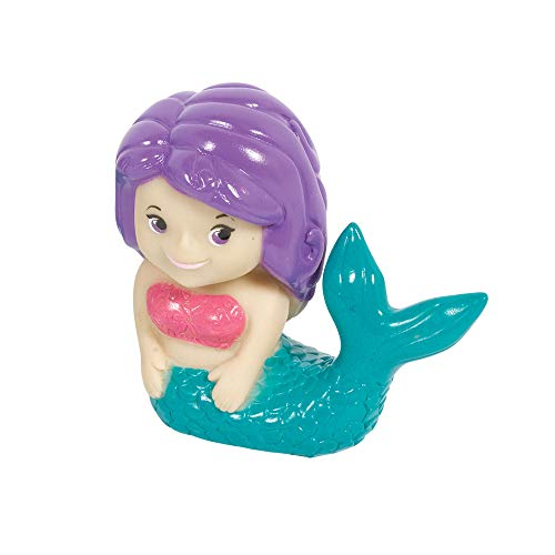 Mermaid Squirt Toy, Pack of 12