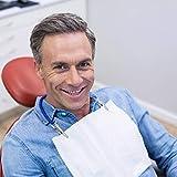 JMU Dental Bibs, Disposable 3 Ply Tissue Napkin