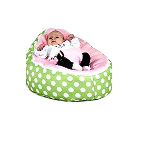 Babybooper Bean Bag, Watermelon-Fizzy, Watermelon-Fizzy