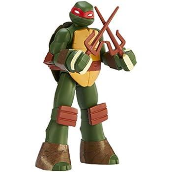 SpruKits Teenage Mutant Ninja Turtles Raphael Action Figure Model Kit, Level 1