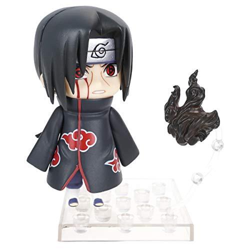 CoolChange Figura Chibi de Itachi Uchiha de Naruto, Figura Itachi Uchiha