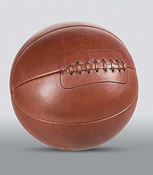 All Sport Vintage Balón de baloncesto, color marrón, sin soporte ...