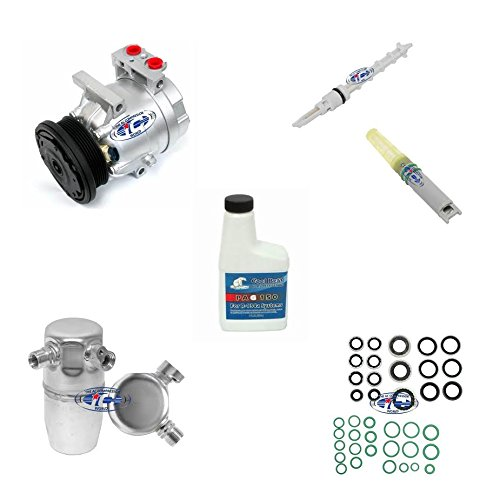 12v Ac Compressor Kit - 5