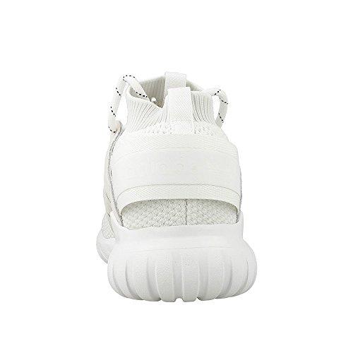 Ftwbla 2 PK Tubular Nova adidas Bianco Ginnastica Scarpe 38 3 EU da Uomo Blacla Pa86q