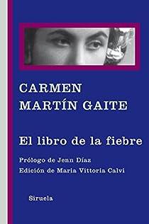 El libro de la fiebre par Martín Gaite