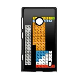 Canting_Good Periodic Table Custom Case Shell Skin for Nokia Lumia 520