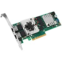 Intel X520-T2 PCIe Ethernet Server Adapter