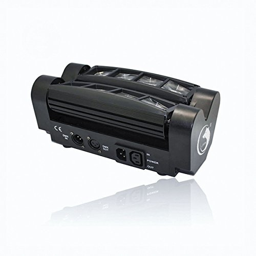 3 Color Led Moving Head Light in US - 1