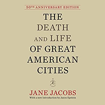Audiobook Image. The Death And Life Of Great American Cities