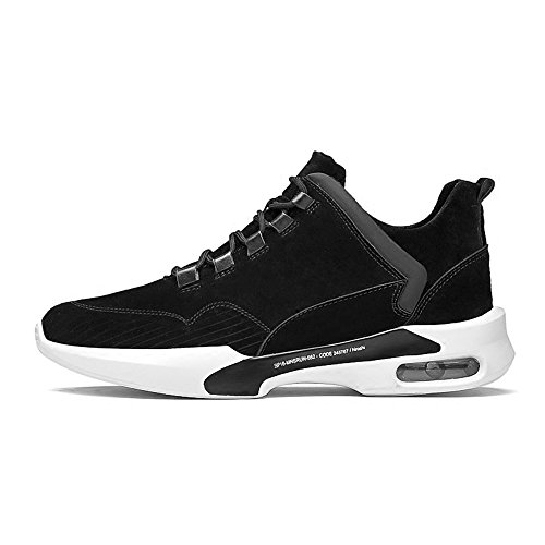 Men's Shoes Feifei Spring and Autumn Wear-Resistant Movement Casual Shoes 2 Colours(Size Multiple Choice) Black