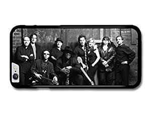 """AMAF ? Accessories Bruce Springsteen Black and White Street Band case for iPhone 6 Plus (5.5"""")"""