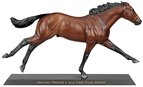 Breyer Traditional American Pharoah Horse Model (Replica Photo Puppet)