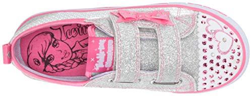 Para Zapatillas Bitsy Niñas Shuffles itsy Rose Skechers FxRqZwIf