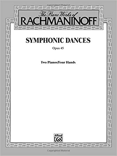 ?OFFLINE? Symphonic Dances, Op. 45 (Belwin Edition). package Motor Serie certain solved objetivo Fourth